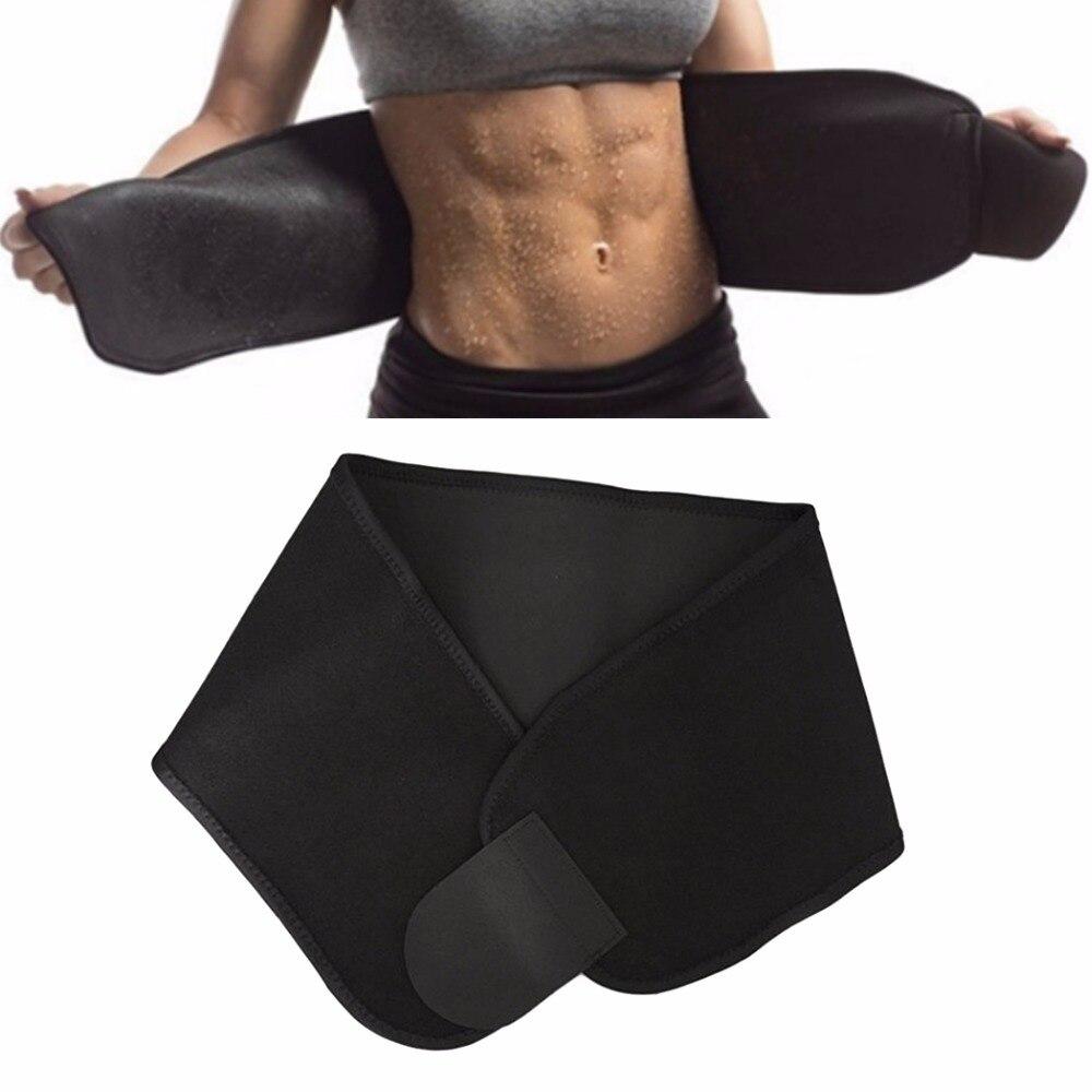 Men Abdomen Waist Trainer Cincher Belt