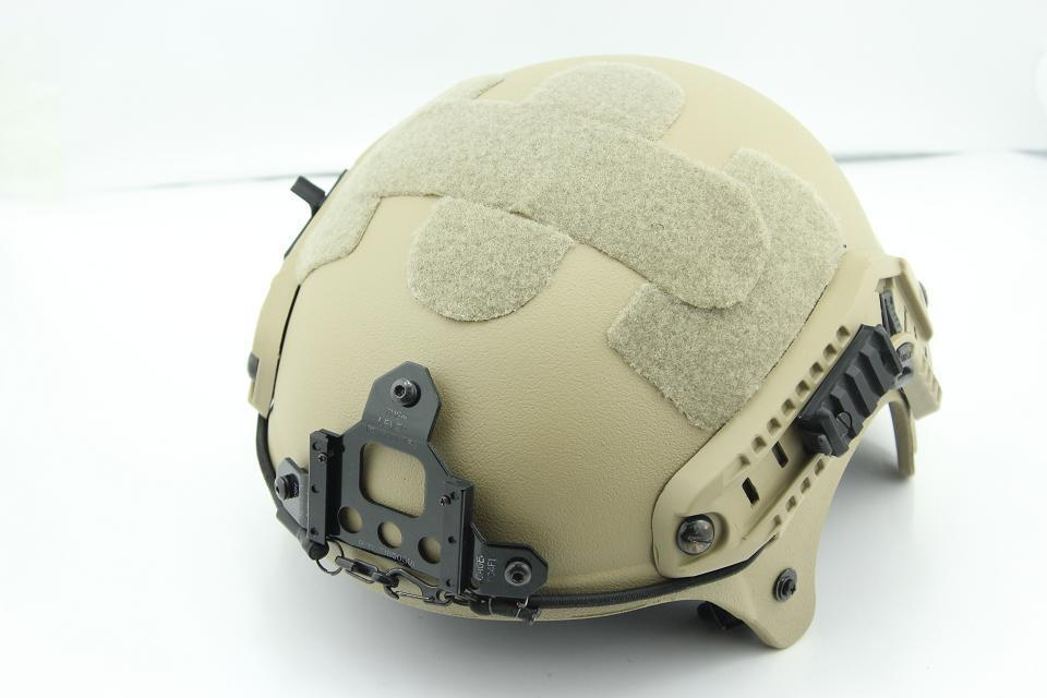 & Night Vision Monte Seal Integrado Airsoft paintball tático capacete