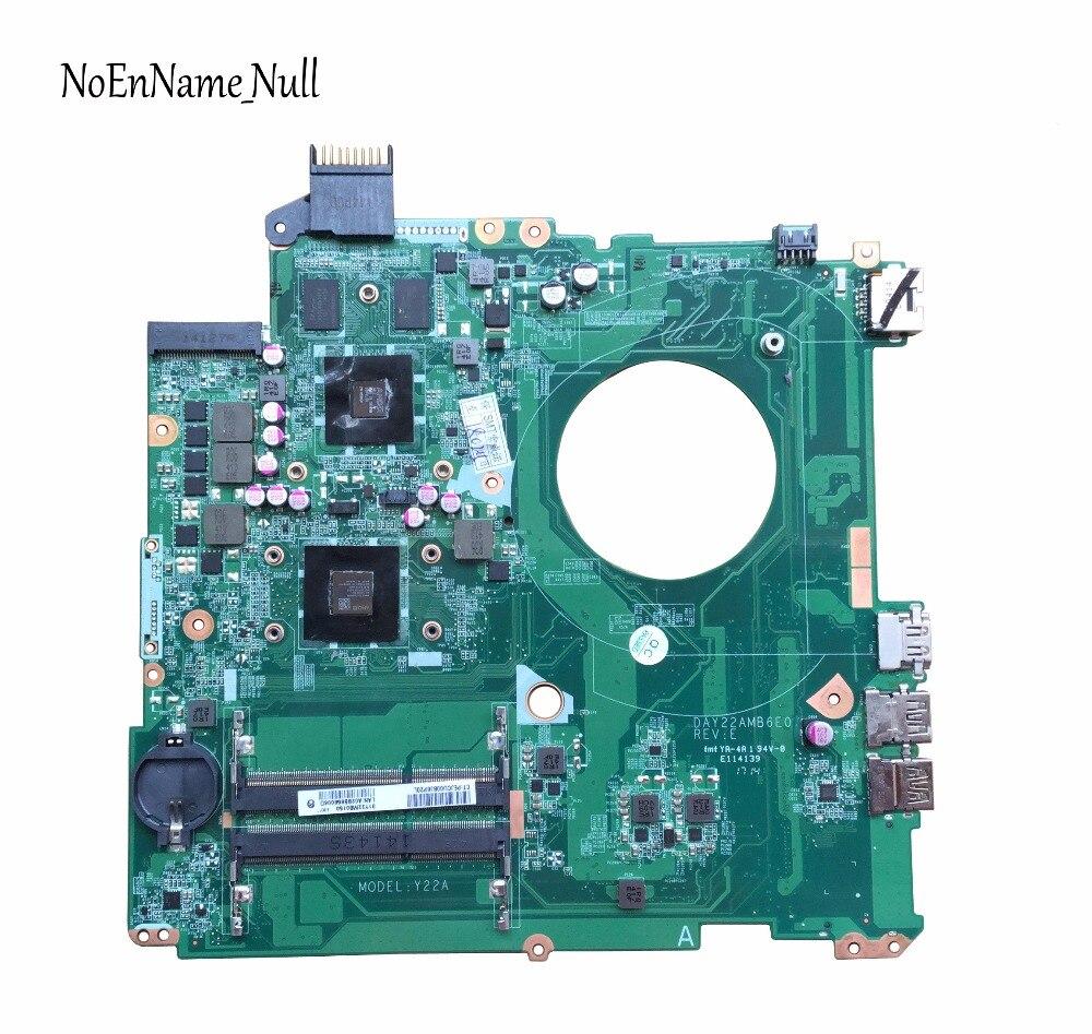 762531-001 762531-501 для HP Pavilion 15-p серия материнская плата для ноутбука DAY22AMB6E0 REV:E A8-6410 2G 100% рабочий