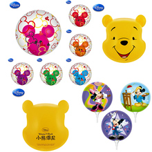 1PC Winnie the Pooh Minnie many Mickey mouse series Theme Balloons kids happy Party Birthday Decoration Supplies