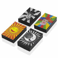 Tenyo Synchro Boxen/Matchbox (2 teil/satz) magie Tricks Geheimnis Box Magie Close Up Illusion Gimmick Requisiten Mentalismus Komödie