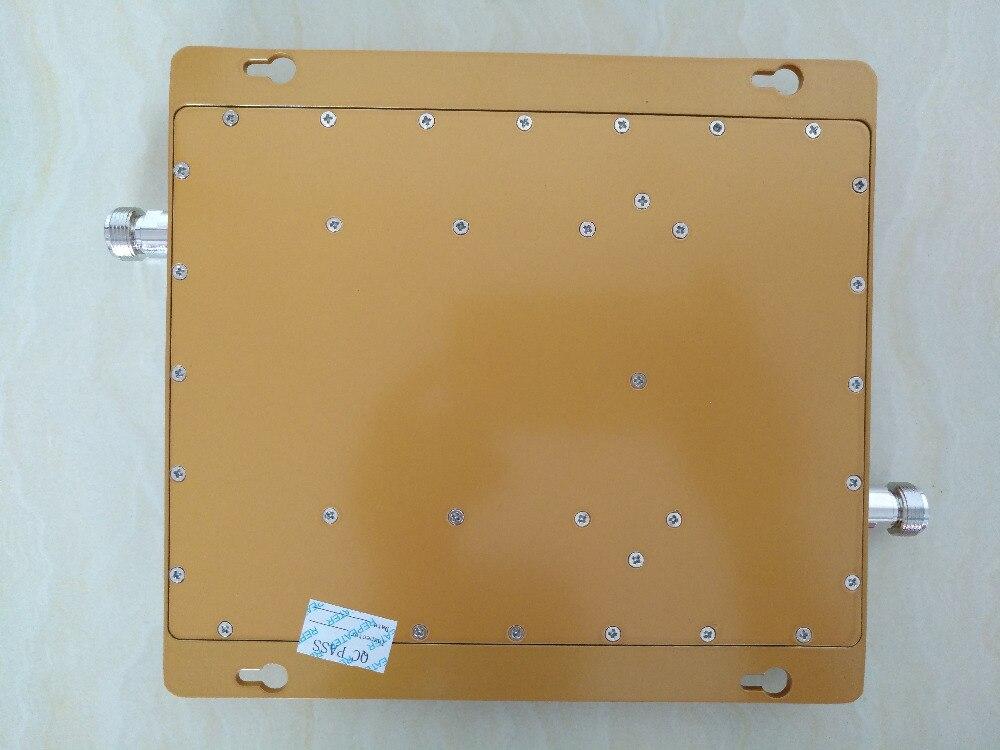 Affichage LCD DCS 1800 MHz CDMA 850 Mhz double bande téléphone portable Booster de Signal téléphone portable 2g 3g wifi 4G LTE répéteur de Signal + antenne - 4