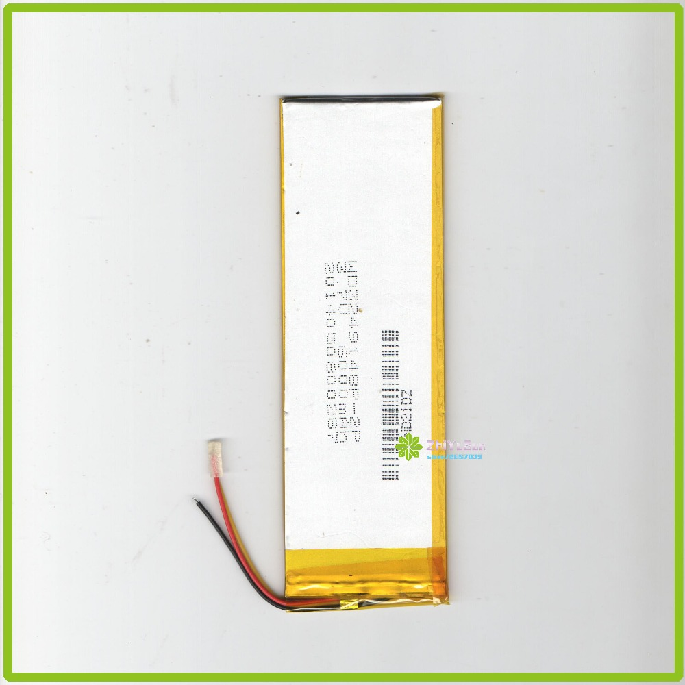 3249148 2line NEW 3.7V <font><b>6000mAh</b></font> Thickness3.2mm width49mm length148mm tablet PC lithium polymer Liter energy battery image