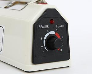 Image 3 - Máquina de selagem de alimentos pode secar fresco congelado padaria embalagem aferidor sacos selagem eletrodomésticos vedação largura 5mm