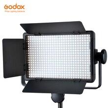 Студийный светильник Godox LED500C 3300K 5600K, лампа + пульт дистанционного управления для видеокамеры