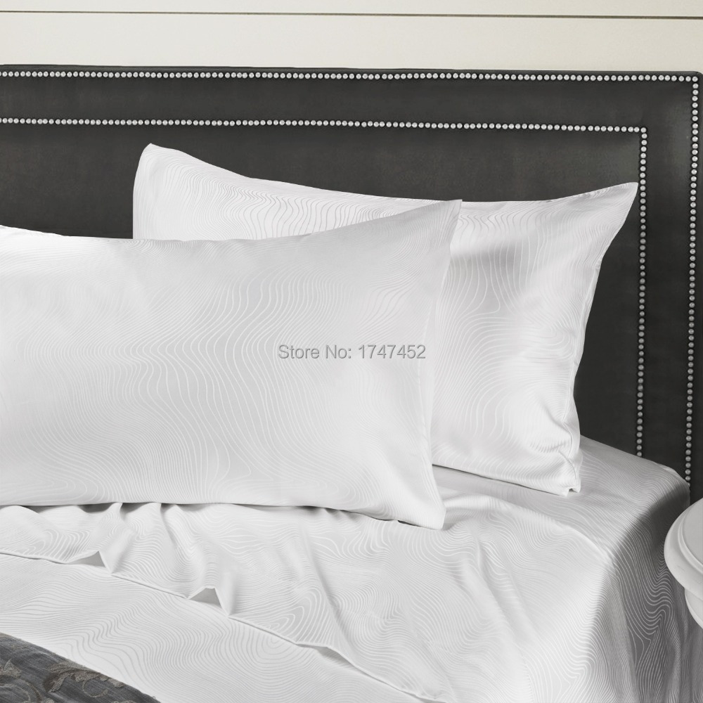 300thread count tencel bedding sheet set including 1 flat sheet 1 fitted sheet 2 pillowcase - Tencel Sheets