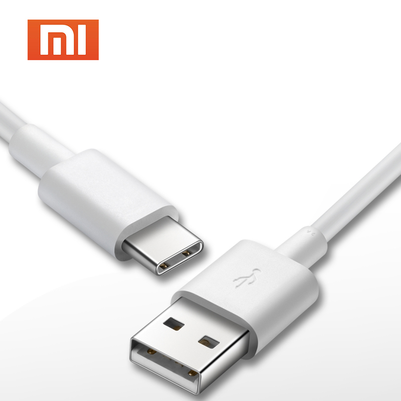 Original Xiaomi USB Cable Type C cable 2A Fast charge Data cable For XIAOMI MI 9 8 SE lite 6 6X A1 5 5S Plus 5X 5C Mix 2 3 2S