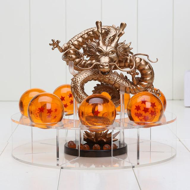 Shenron with 7 Dragon Balls Set