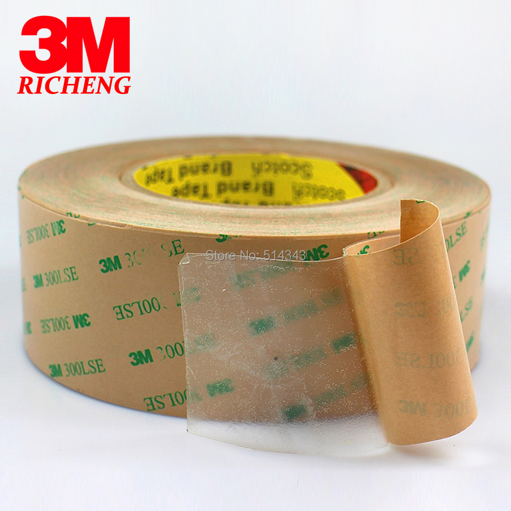3M 300LSE Super Strong Double Sided Adhesive Heavy Duty Tape for LCD Lens Digitizer 55M3M 300LSE Super Strong Double Sided Adhesive Heavy Duty Tape for LCD Lens Digitizer 55M