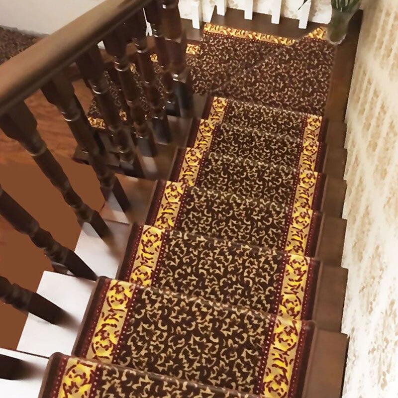 Top Selling 1piece Stairs Mat Elegant Stair Carpet Non