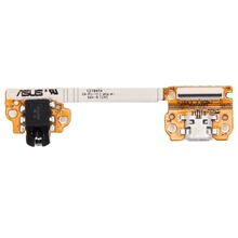 Earphone Jack + Charging Port Flex Cable for Google Nexus 7