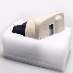 Image 2 - 4 20MA entegre ultrasonik seviye ölçer/ultrasonik seviye verici/0 15 M ultrasonik su seviye ölçer DC24V sıvı sensörü
