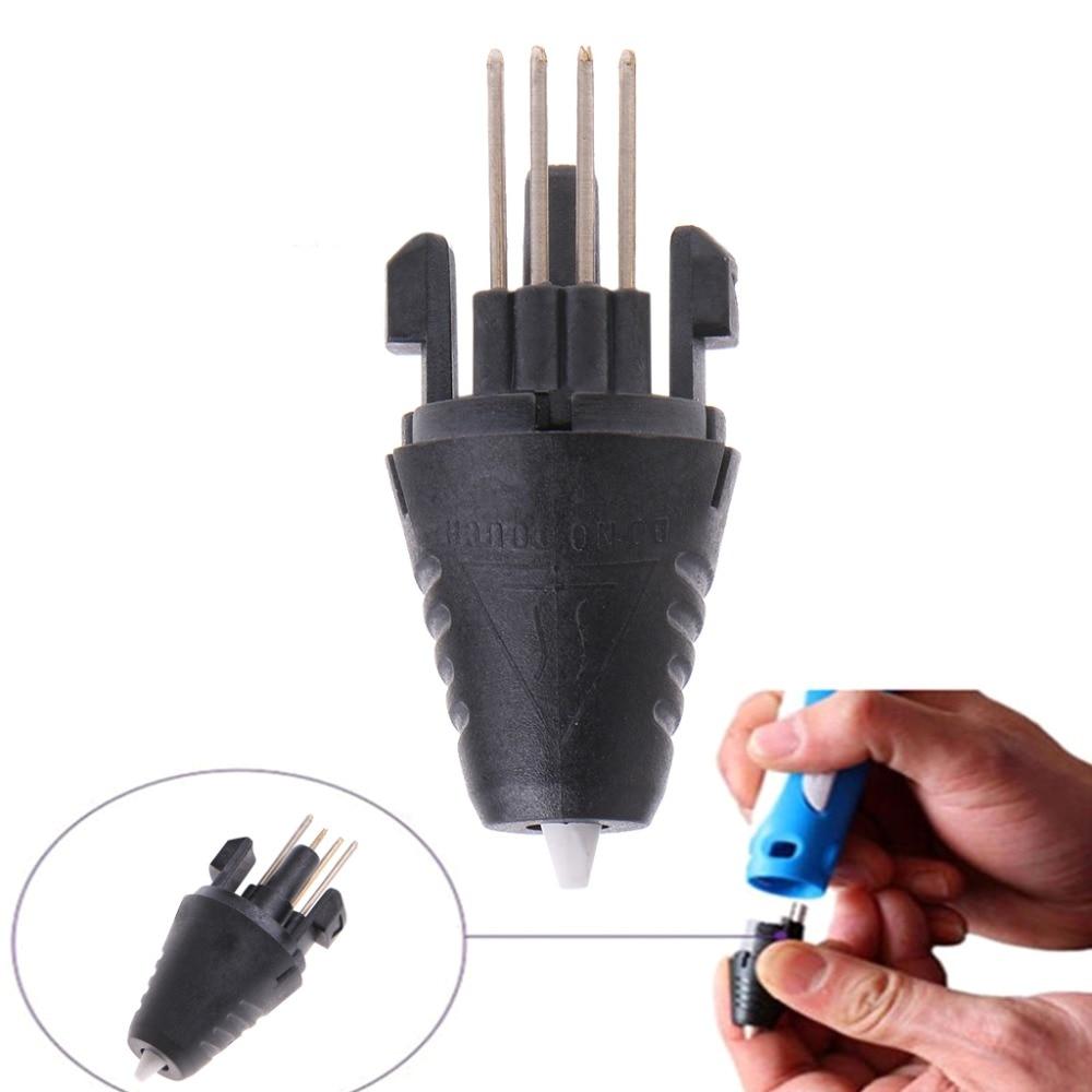 Printer Pen Injector Head Nozzle For Second Generation 3D Printing Pen Parts