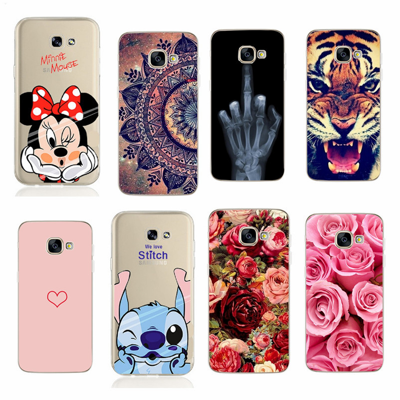 Soft Silicone <font><b>Phone</b></font> <font><b>Case</b></font> For <font><b>Samsung</b></font> <font><b>Galaxy</b></font> A5 <font><b>2017</b></font> J5 017 J530F 5.2