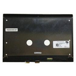 LALAWIN 13.3 ''inch montaż ekran Lcd M133NVF3 R0 dla HP dotykowy Lcd zamienny moduł ekranu