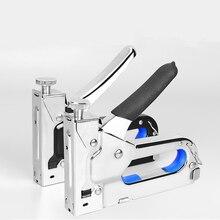 Manual nailing machine nail gun gift 1500 nails can be used for three kinds of