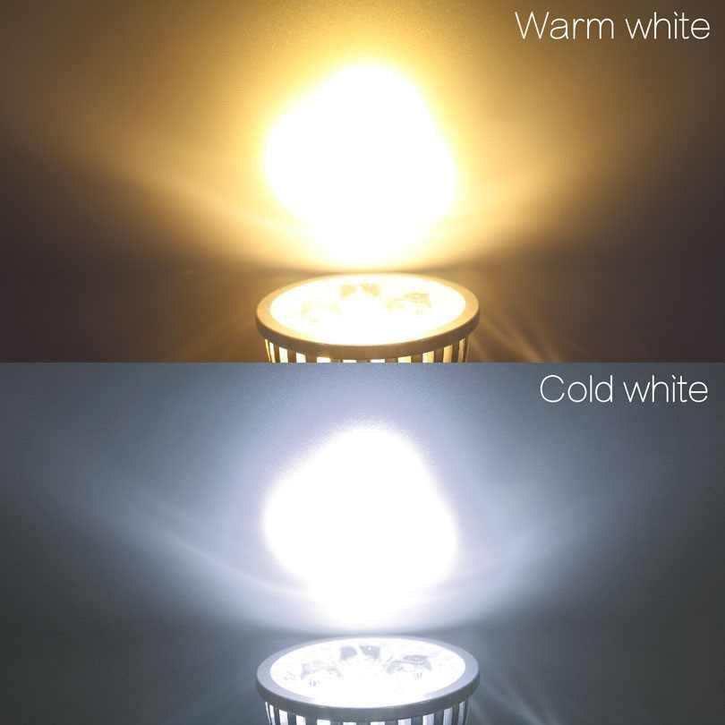 High power led lamp E27 E14 LED bulb GU10 AC85 to 265V MR16 DC 12V 9W 12W 15W Replace Halogen Lamp AC 110 220V Energy Saving