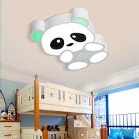 Светильники потолочные в детскую комнату мультфильм спальня лампа комната Креативный светодиодный светильник для мальчиков и девочек