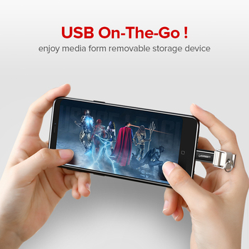 USB Type-C  to Micro USB OTG Cable Thunderbolt 3 USB Type C Adapter 3