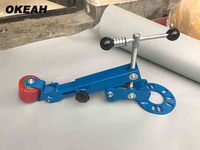 Heavy Duty Roll render High quality Steel Fender Reform Tool For Most Car and Light Trucks Wheel Arc Repair Tools