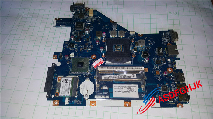 Original FOR Acer ASPIRE 5742 5742G Laptop Motherboard Pew71 La 6582p MBRJW02001 MB.RJW02.001 Fully Tested