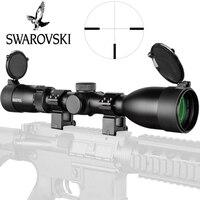 Тактический имитация Swarovskl 1,5 8x50 IRZ3 прицелы F15 Red Dot Сетка охотничий оптический прицел