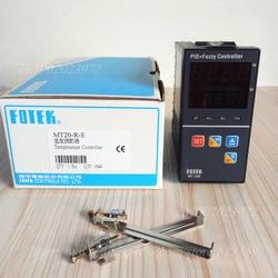 MT20-R-E MT-20E релейный выход FOTEK PID + пушистый режим управления микрокомпьютером регулятор температуры Новый и оригинальный 90-265VAC 48*96*80