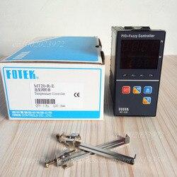 MT20-R-E relé de salida MT-20E FOTEK PID + controlador de temperatura de modo microordenador borroso nuevo y Original 90-265VAC 48*96*80