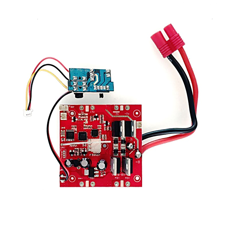 Sima Toy Helicopter Parts X8H-X8HC-X8HW-X8HG RC Receiver Board Parts Circuit Accessories hg p401 402 601 1 10 rc car parts 7 4v charger hg cha01