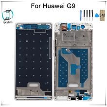 5.2 Inch Mid Middle Frame for Huawei P9 Lite / G9 Mobile phone Front Frame Bezel Housing Case Plate Replacement(China)