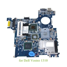 JAL80 LA-4231P CN-0D813K Main board for dell Vostro 1310 laptop motherboard PM965 G86-631-A2 graphics DDR2