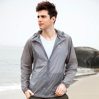Spring Summer Lightweight Breathable Skin Jackets Men Outdoor Sport Hiking Fishing Windproof Quick Dry Sun Protection