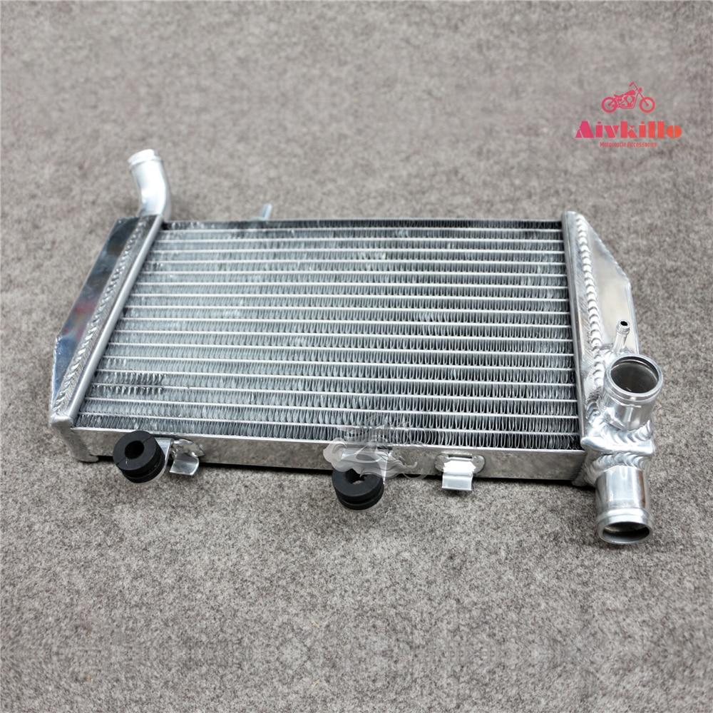 New Radiator Cooler Cooling For Honda VFR800 2002-2010 03 04 05 06 07 09 Motorcycle