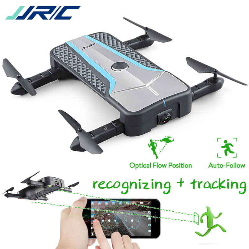 JJRC H62 Selfie Wifi FPV 720P Camera font b Drone b font RC Helicopter Foldable Quadcopter