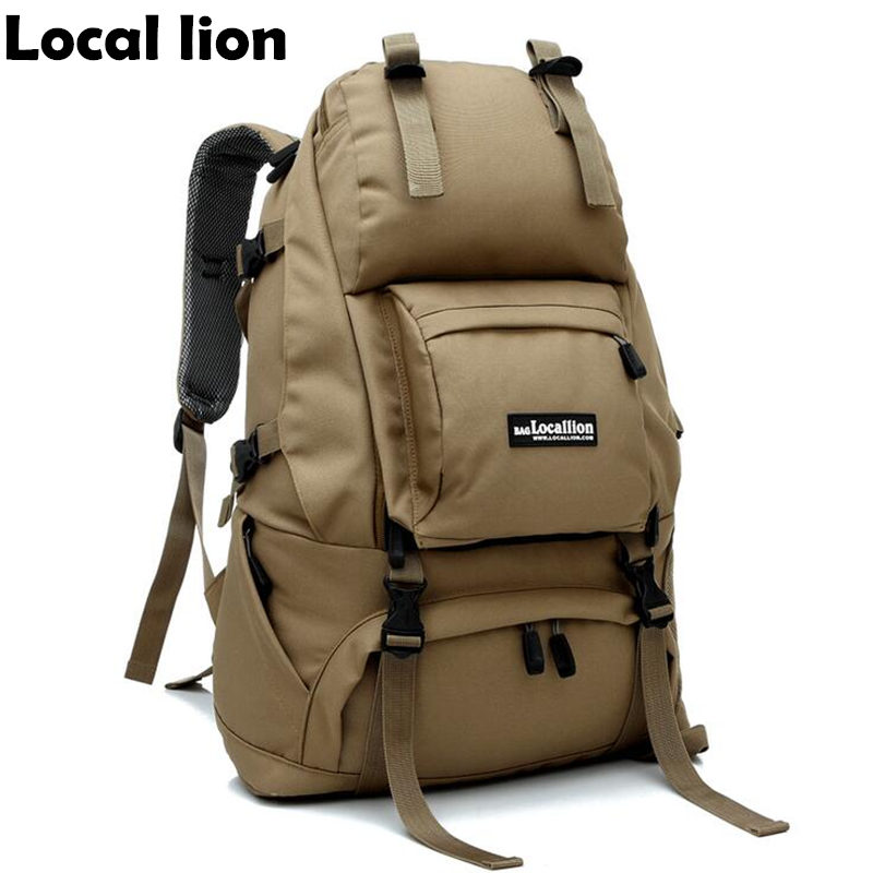 outdoor hiking rucksack