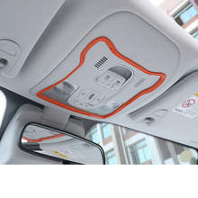 Lsrtw2017 Abs Car Roof Reading Light panel frame for Jeep Renegade