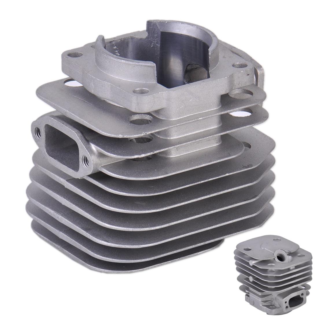 LETAOSK 50mm Piston Rings Assembly Kit fit for Husqvarna 371 372 371XP 372XP Chainsaw 503691271 все цены