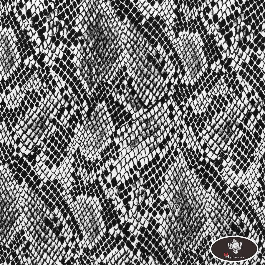 Hydro Arts!Snake Skin Hydrographic Film Water Transfer Printing Film 50cm Aqua Print Moto/Car Decoration HFZ029