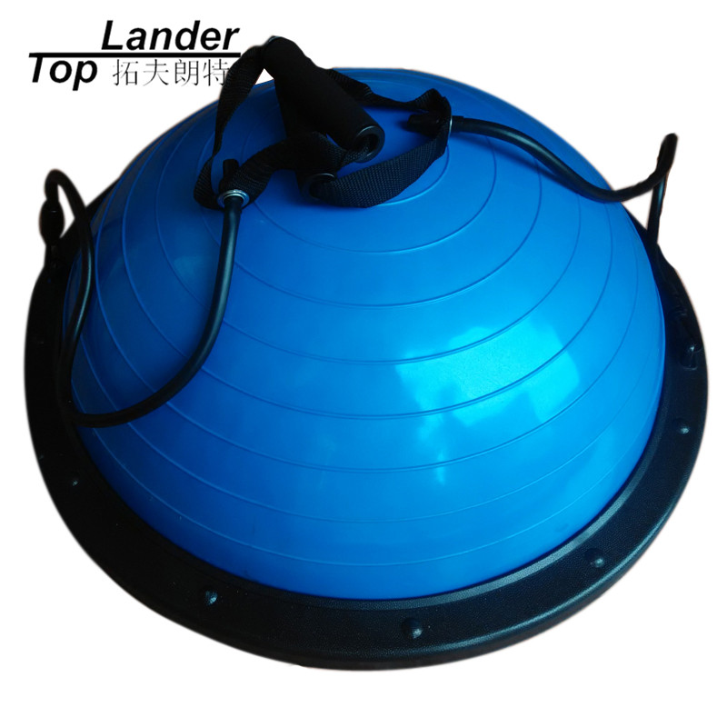 Half Fitness Yoga Bosu Ball Fitball Balance Trainer Stabilizer GYM Pilates Fitness Balancing Bosu Ball Fitness Hemisphere yoga fitness half bosu balance yoga ball bo speed ball