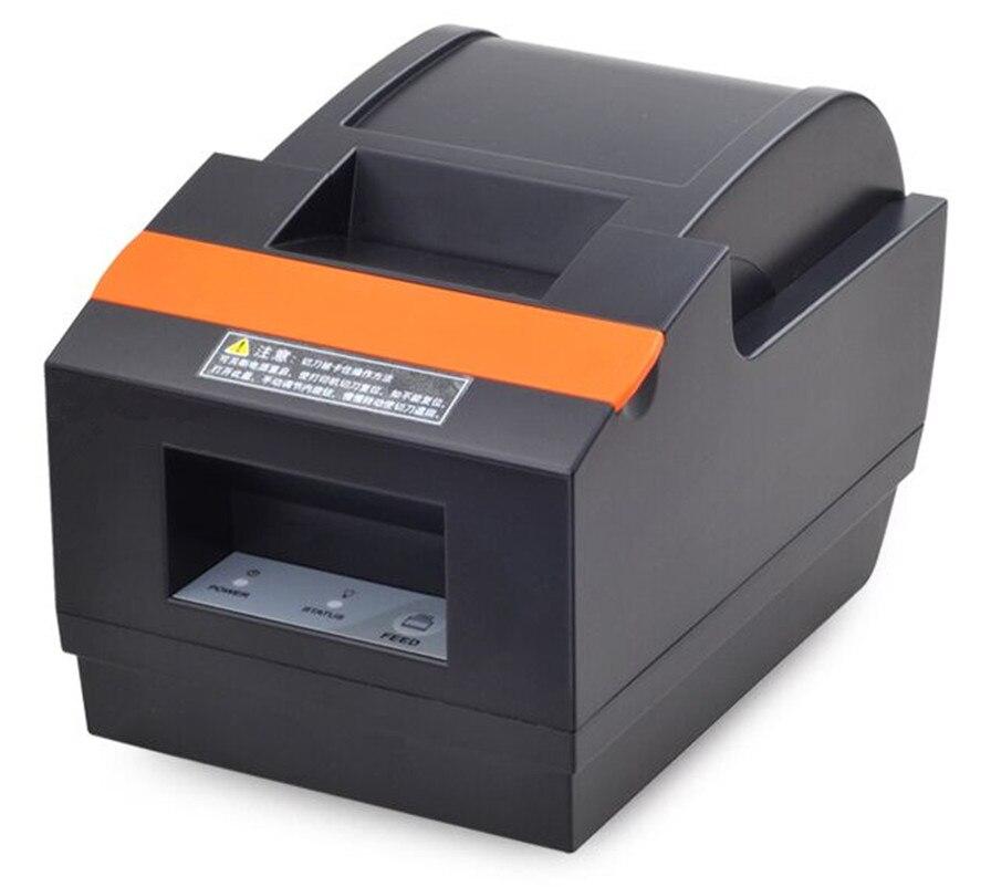 Großhandel 58mm automatische cutter drucker erhalt bill POS thermische drucker mini 58mm USB LAN Bluetooth drucker