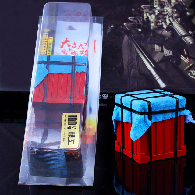 Playerunknown's Battlegrounds PUBG Logo Storage box Ashtray