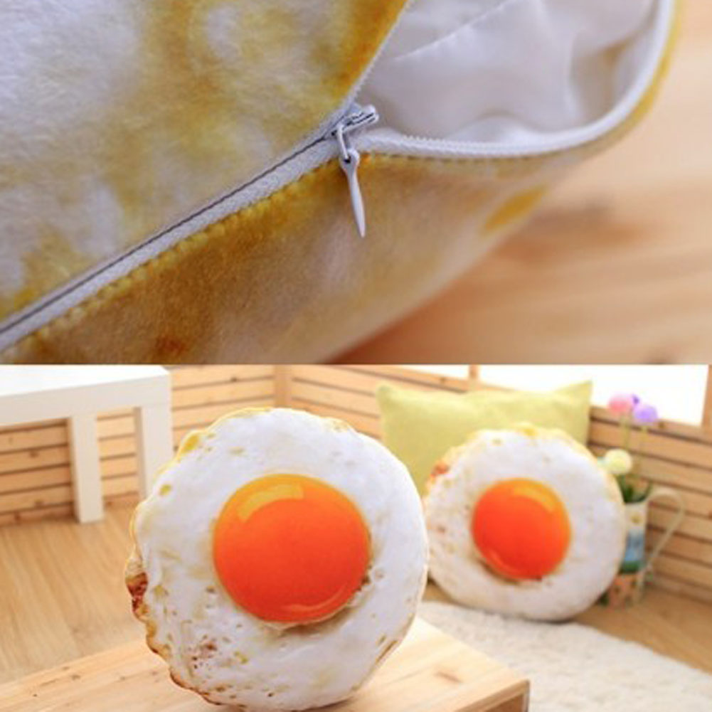 Buy fried egg pillow and get free shipping on AliExpress.com