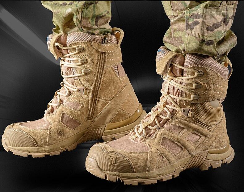 militar combate tático botas treinamento esportes ao