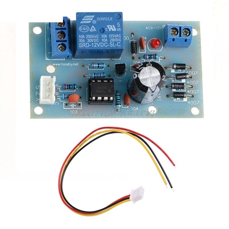 Water Liquid Level Controller Sensor Module Detection Switch AC 9-12V 10A/250V G08 Whosale&DropShip