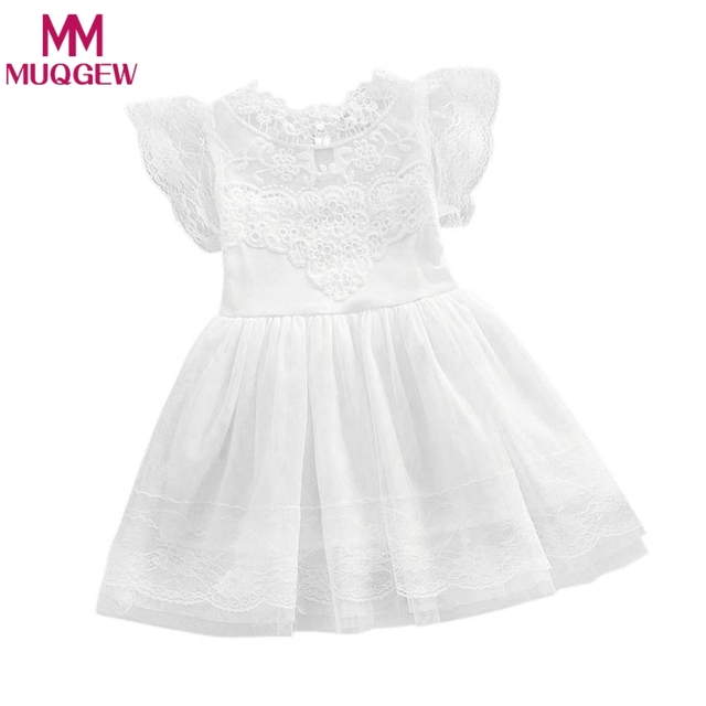5b0394cd0fe08c Kids Kleding Baby Bloem Meisje Prinses Jurk Lace Party Tulle Lace Tutu  Onderjurk