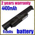 Batería del ordenador portátil para asus a41-k55 jigu x55a k55a k55de k55dr K55N K55D K55VD K55VM K55VS A75A A75DE A75VD A75VM para batería