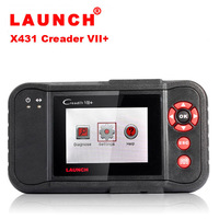 [Launch Distributor] Launch X431 Creader VII+ 7 Plus OBDII EOBD Electronic Control System ABS SRS Tool Equal To Launch Creader