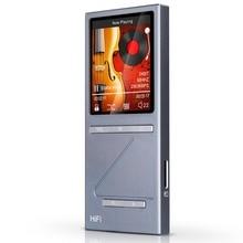 Оригинальный onn x5 цап hifi аудио-плеер mp3 плеер с 2 «экраном 8 ГБ lettore с fm поддержка ape/flac/alac/wav/wma/ogg/mp3