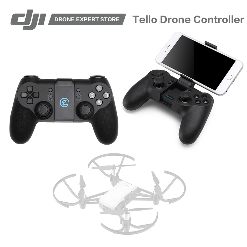 Original DJI RYZE Tello Joystick Handle Remote Controller GameSir T1d Tello Accessories Bluetooth Connecting Smart Phone квадрокоптер dji ryze tello с камерой белый