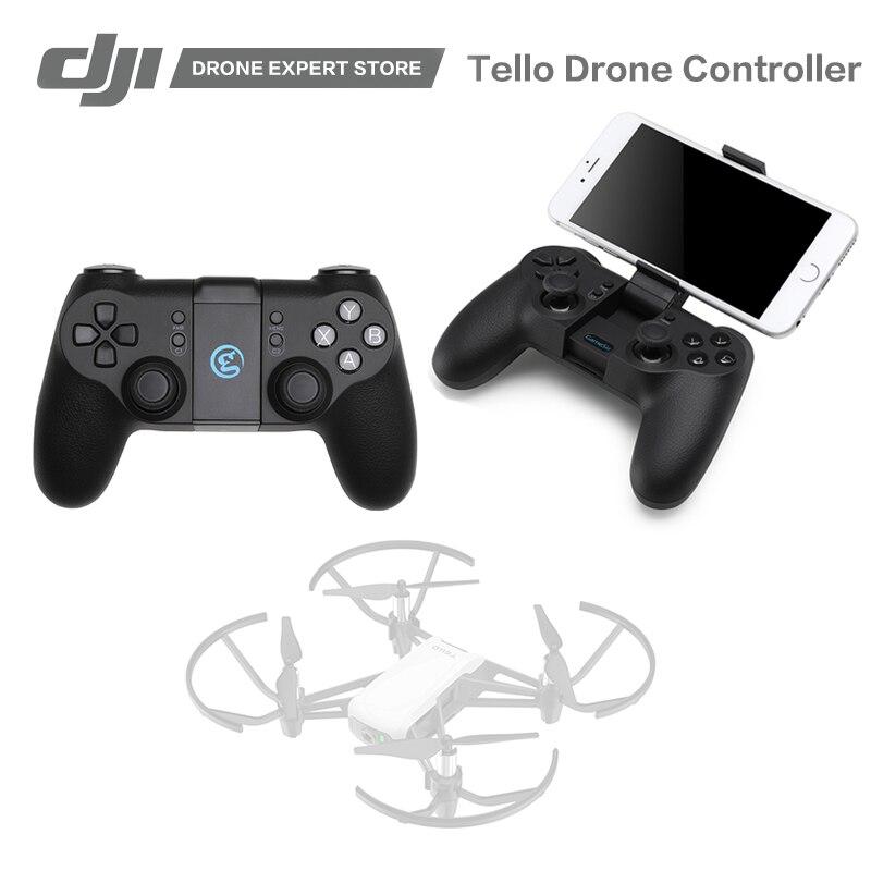 Original DJI RYZE Tello Joystick con controlador remoto GameSir T1d Tello accesorios Bluetooth Conexión de teléfono inteligente